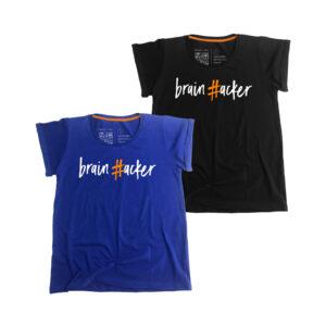 #brainhacker T-shirts - Γυναικεία